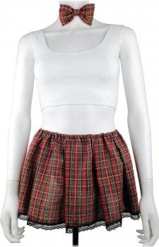 Костюм Seta Decor Карнавальный школьница 19-810 S-M Разноцветный (2000047448016)