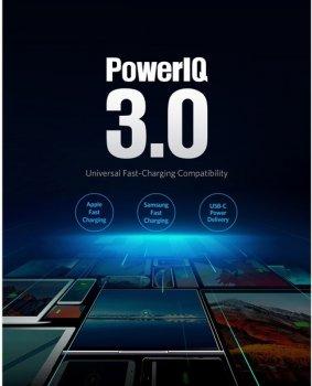 Сетевое зарядное устройство Anker PowerPort III Mini 1 - 30W PowerIQ3.0 White (A2615L21)