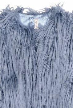 Полушубок H&M 5370606 Голубой