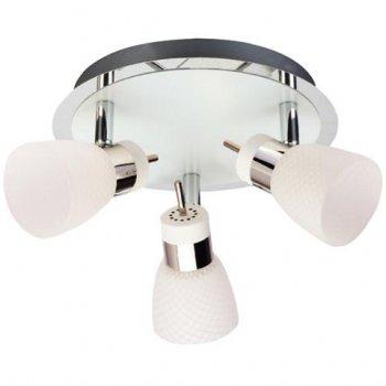Світильник настінно-стельовий Horoz Electric LARA-1