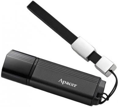 Apacer AH353 64GB USB 3.1 Black (AP64GAH353B-1)