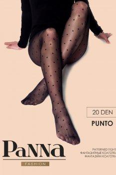 Колготки PANNA P1054 Punto 20 Den Black