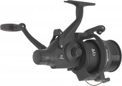 Катушка Mitchell Reel Avcet FS6500R Blk Edition With Line (1446190)