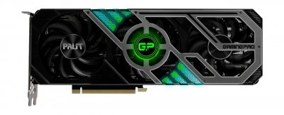 Відеокарта GF RTX 3070 8GB GDDR6 GamingPro OC Palit (NE63070S19P2-1041A)