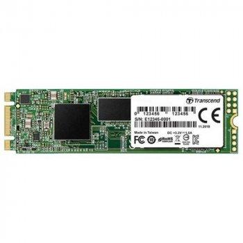 SSD накопичувач TRANSCEND MTS830S 256GB M. 2 SATA 3D TLC (TS256GMTS830S)