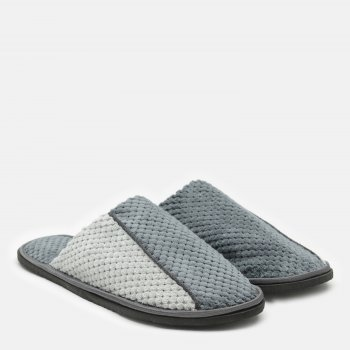 Комнатные тапочки FX shoes Дорис 18003 Серые