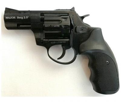 "Револьвер под патрон Флобера Ekol Major Berg 2.5"" (Black)"