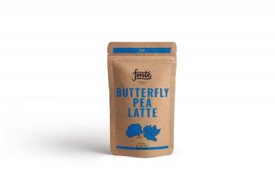 Суперфуд Fonte Butterfly Pea Latte 300 г Синій Тайський Чай «АНЧАН» (Синій Латте) (F0002)