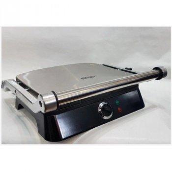 Електричний гриль DSP з антипригарним покриттям барбекю потужність 1400 Вт з регулюванням температурою