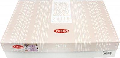 Комплект постільної білизни Hobby Exclusive Sateen Jimena 200 х 220 см (8698499141209)
