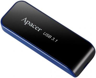 Apacer AH356 64GB USB 3.1 Black (AP64GAH356B-1)