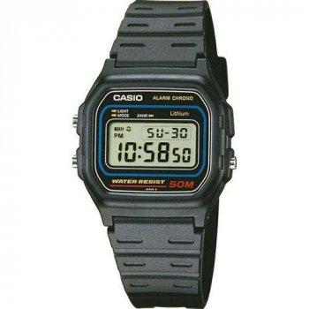 Чоловічий наручний годинник Casio W-59-1VQES