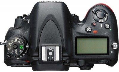Дзеркальний фотоапарат Nikon D610 Body 760 г