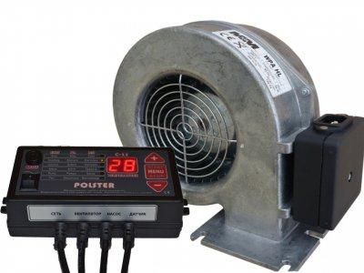 "Автоматика для котла Atos Polster C-11 и вентилятор для котла WPA-X2 ""М+М"""