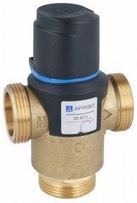 """3-ходовий термосмесітельний клапан Afriso ATM 883 G1 1/4"""" 35-60°С"""