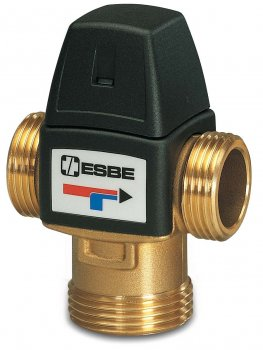 """Термостатичний змішувальний клапан Esbe ВТА 322 G1/2"""" 35-60°С"""