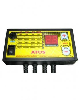 Автоматика для котла ATOS блок управления