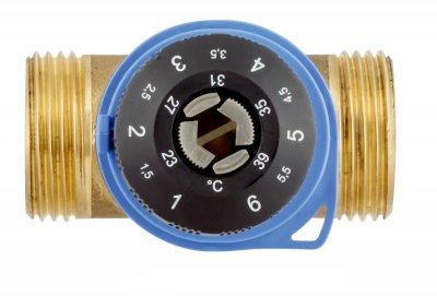"""3-ходовий термосмесітельний клапан Afriso ATM 363 G1"""" 35-60С"""