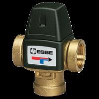 """Термостатичний змішувальний клапан Esbe ВТА 321 Rp 3/4"""" 35-60°С kvs 1.6"""