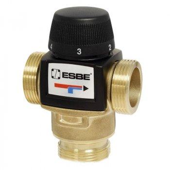 """Термостатичний змішувальний клапан Esbe ВТА 572 G 1 1/4"""" 30-70°С Kvs 4.8"""