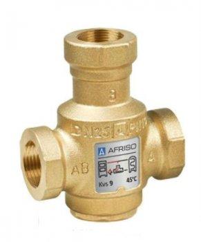 "3-ходовий термосмесітельний клапан Afriso ATV 554 Rp1 1/4"" 50°C"
