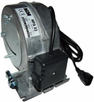 Вентилятор для котла з діафрагмою WPA-X2 МplusМ