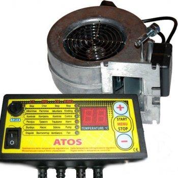 Комплект автоматики котла ATOS и вентилятор WPA117