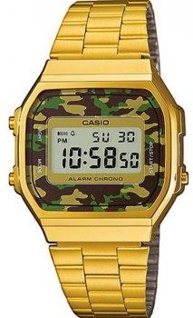 Годинник CASIO A168WEGC-3EF