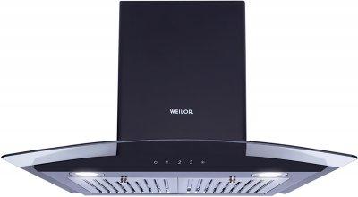 Вытяжка WEILOR WGS 6230 BL 1000 LED