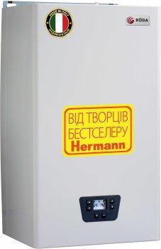 Котёл газовый RODA Micra 25KR + Коаксиальный комплект
