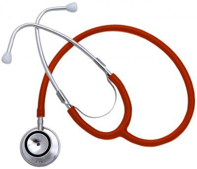 Стетоскоп LITTLE DOCTOR Prof-I (8887786300065_Red)
