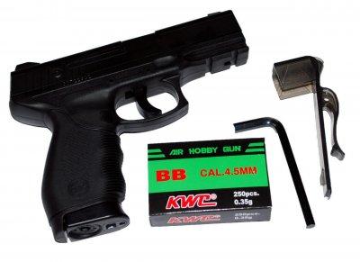 Пневматичний пістолет KWC KM-46