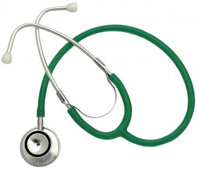 Стетоскоп LITTLE DOCTOR Prof-I (8887786300065_Green)