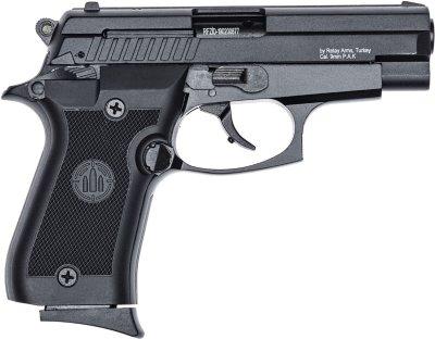 Пістолет стартовий Retay F29 9 мм Чорний (11950883)