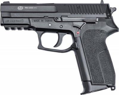 Пістолет пневматичний SAS Sig Sauer Pro 2022 (23703001)