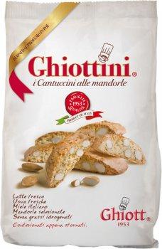 Миндальное печенье Ghiott Гьеттини 200 г (8004835001050)