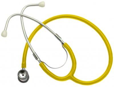 Стетоскоп LITTLE DOCTOR Prof-III (8887786300096_Yellow)