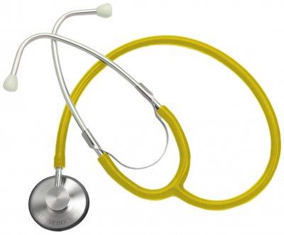 Стетоскоп LITTLE DOCTOR Prof-Plus (8887786300034_Yellow)