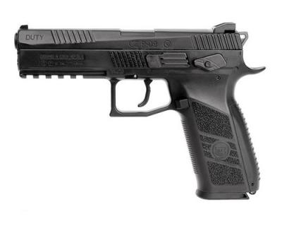 Пістолет пневматичний ASG CZ 75 P-07 Duty Blowback
