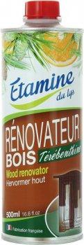 Засіб для чищення та догляду за дерев'яними поверхнями Etamine du Lys 500 мл (3538394913004)