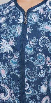 Халат Vienetta VA6512  Синий