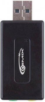 Адаптер Gemix SC-02 sound card 7.1 (SC-02)