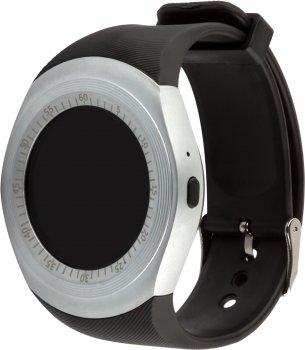 Смарт-годинник Discovery Z3 Phone & Steps Silver (swdz3s)