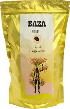 Кофе в зернах Baza Brazil decaffeination Арабика без кофеина 500 г (4820215240062)