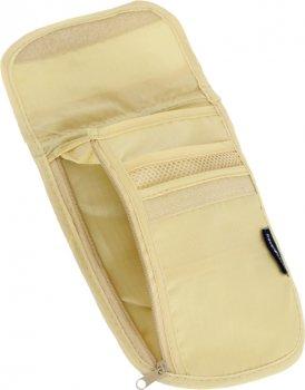 Дорожная сумка-карман Traum 14 х 19.5 х 0.5 см Бежевый (7142-16)