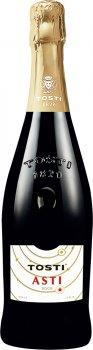 Вино ігристе Tosti Asti D.O.C.G. біле солодке 0.75 л 7.5% (8034042970757)