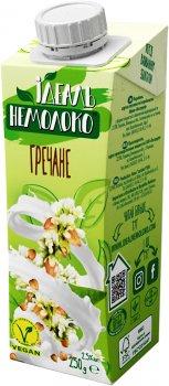Упаковка напитка ультрапастеризованного гречневого Ідеаль Немолоко 2.5% 250 г х 24 шт (4820003487532_1)