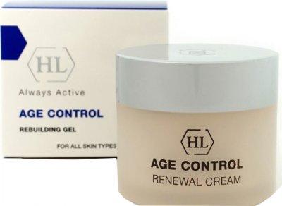 Восстанавливающий крем Holy Land Age Control Renewal Cream 40+ 50 мл (7290101320333)