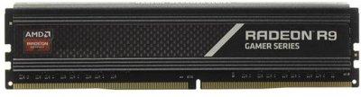 Оперативная память AMD DDR4-2800 8192MB PC4-22400 R9 Gamer Series (R9S48G2806U2S)