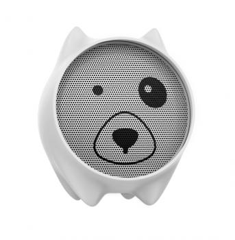Портативна акустика Baseus Dogz E06 White